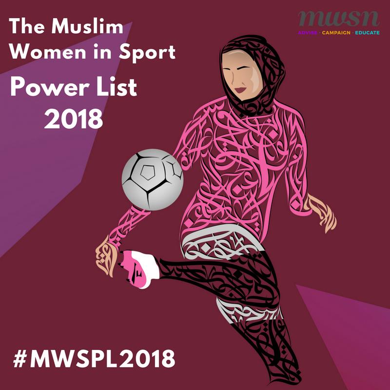 The 2018 Muslim Women in Sport Power List: A Global Sisterhood of Sporting Sheroes